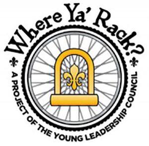 Where Ya Rack logo