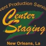 center staging logo