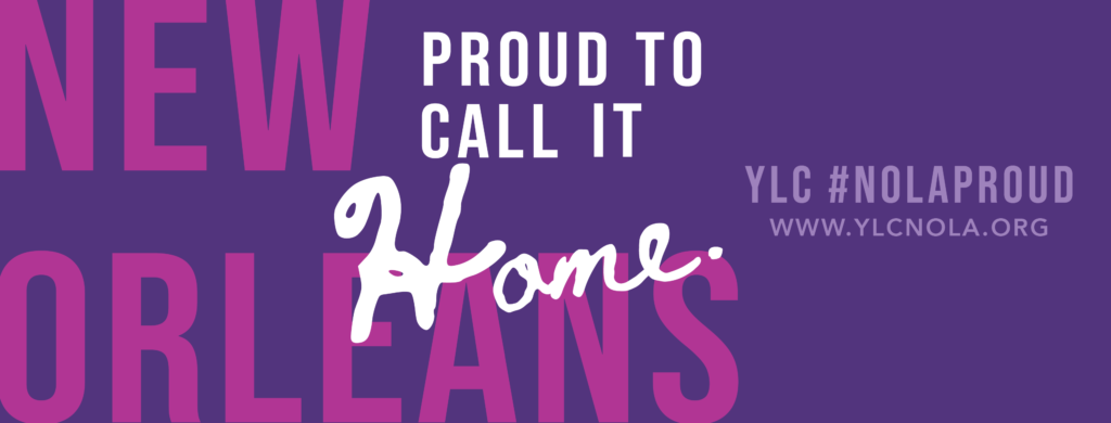 YLC Facebook Cover Photo New Orleans Proud to Call It Home