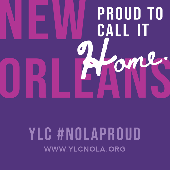 Instagram YLC New Orleans Proud to Call It Home