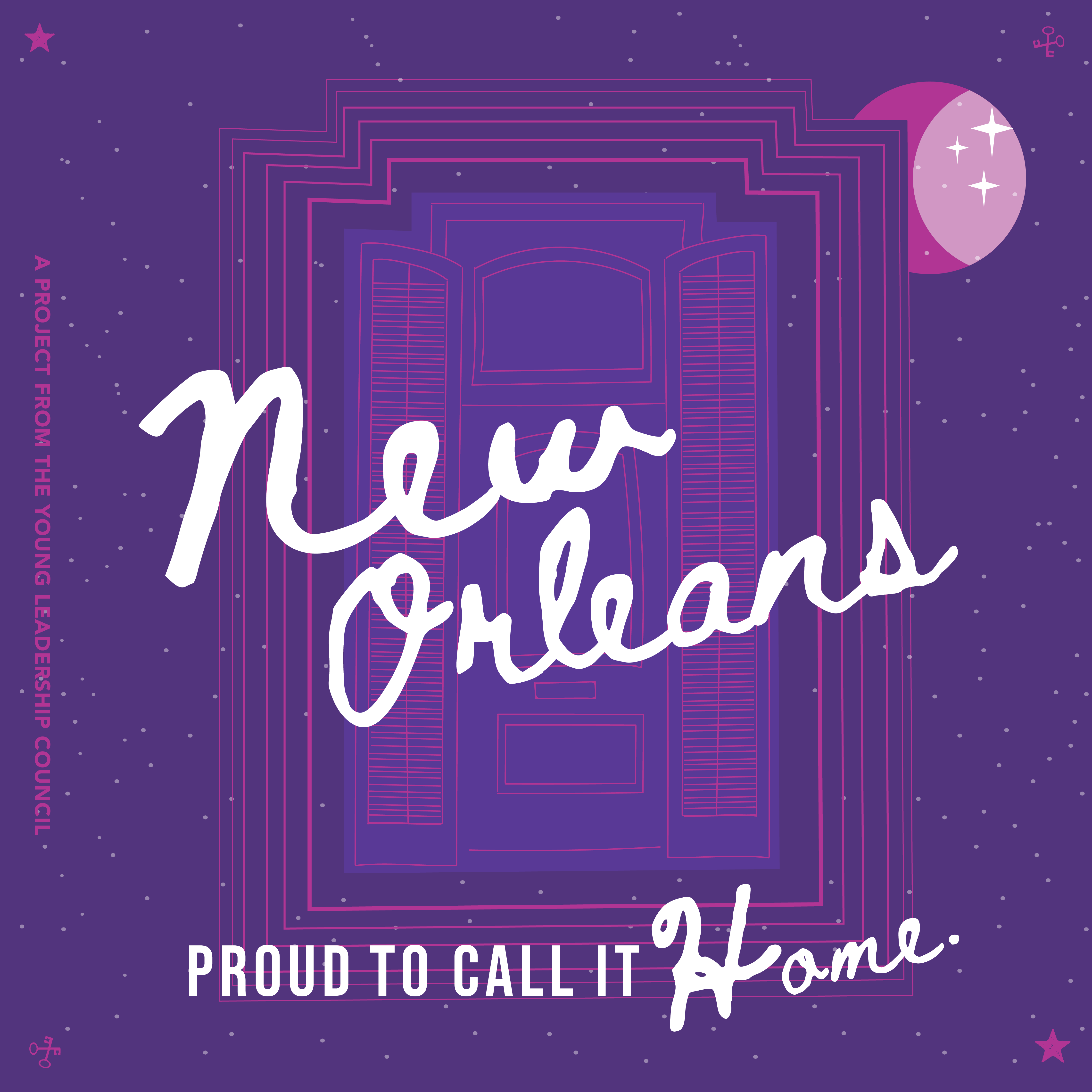 Instagram New Orleans Proud to Call It Home