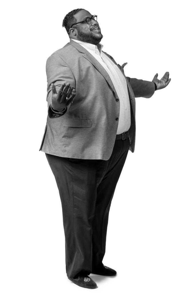 David Robinson-Morris New Orleans Ochsner Health